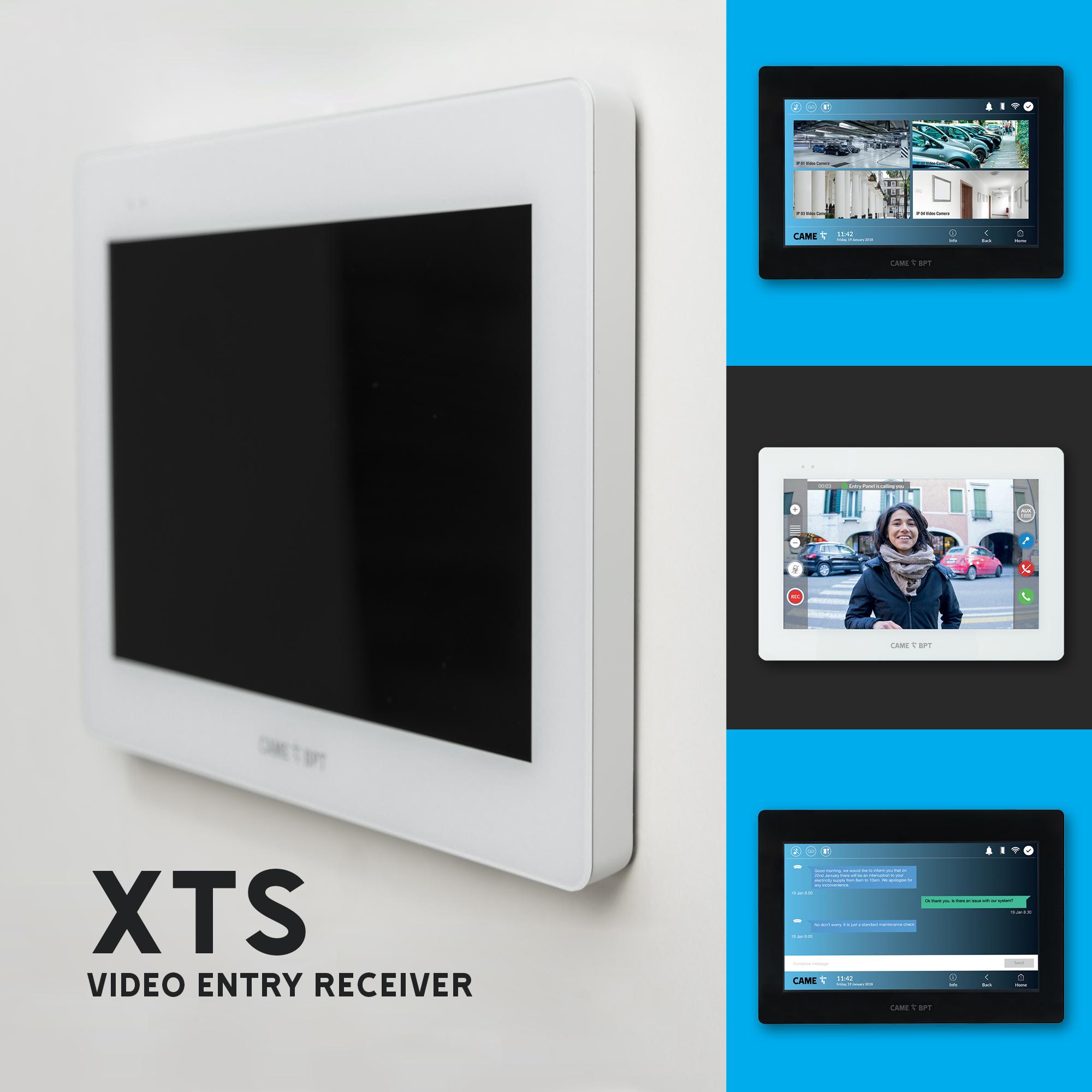 Différentes versions XTS