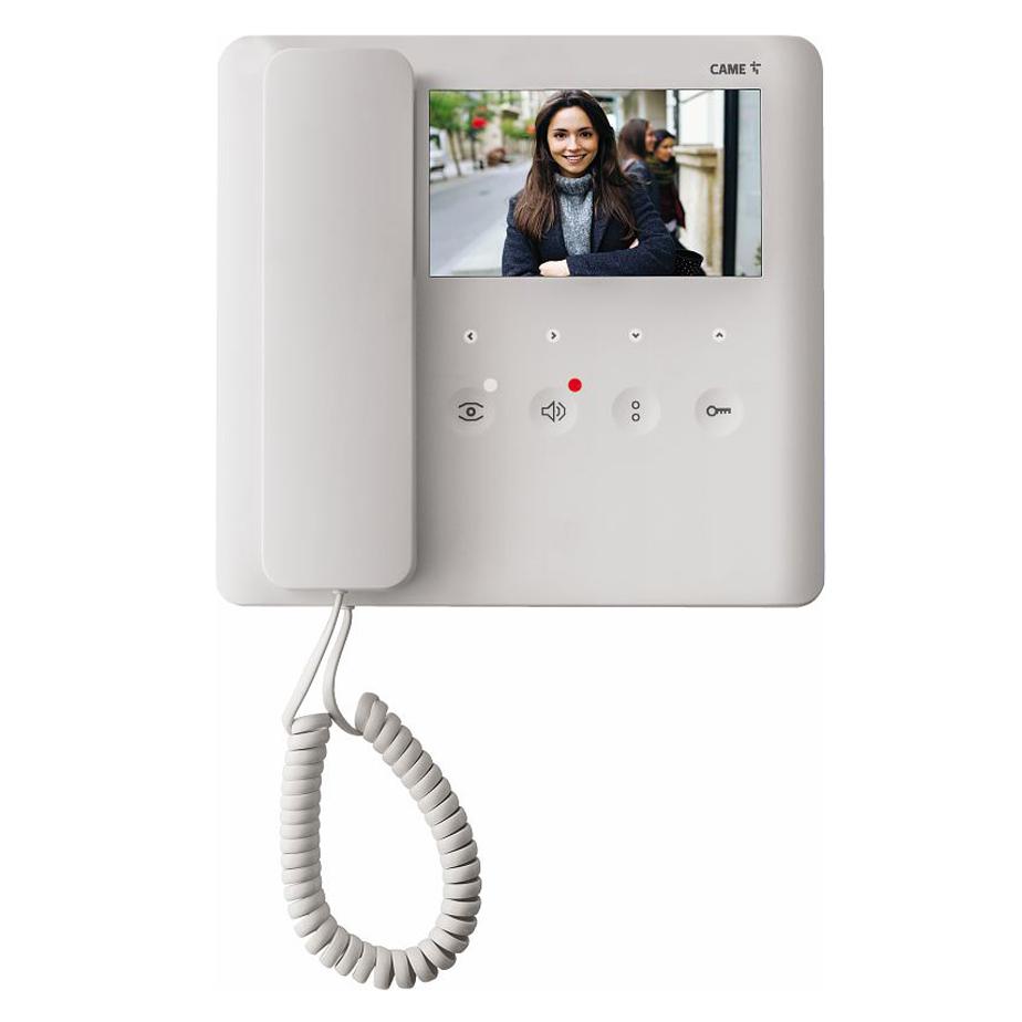 Interphonie AGT vidéo